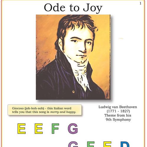 Ode To Joy                                                      Digital Download