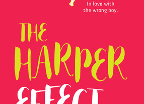Exclusive Extract from THE HARPER EFFECT
