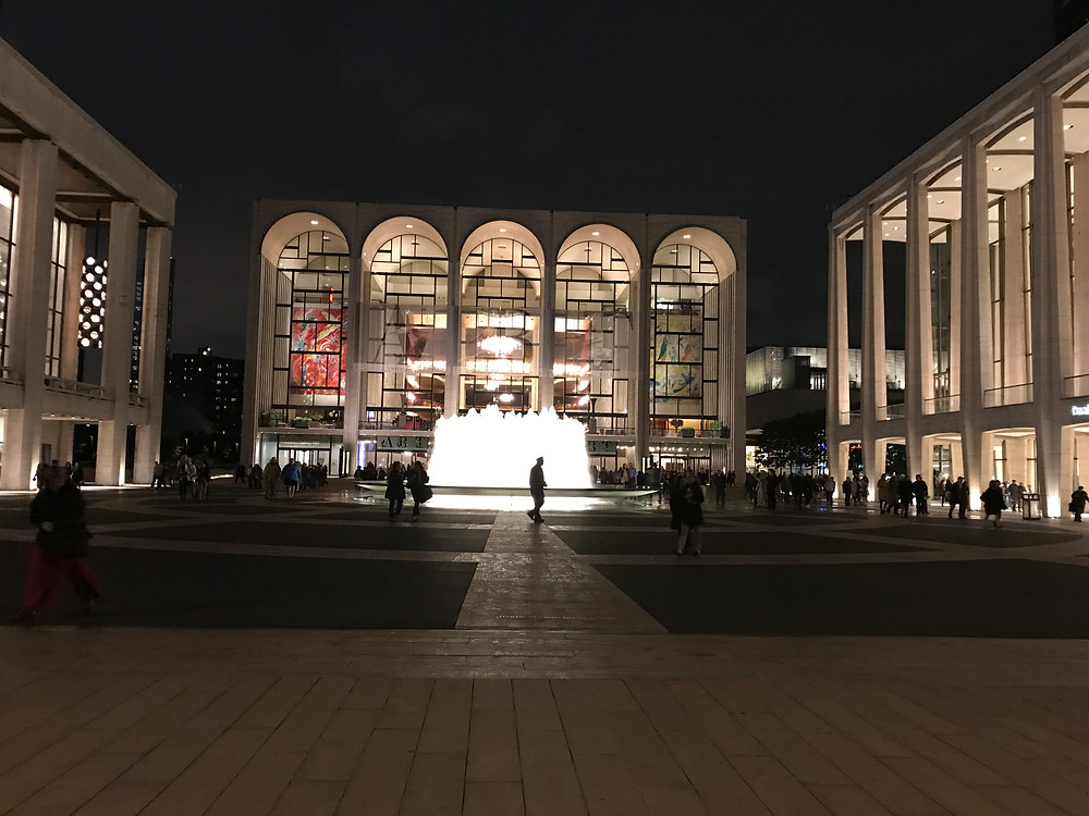 The Met Opera, New York City
