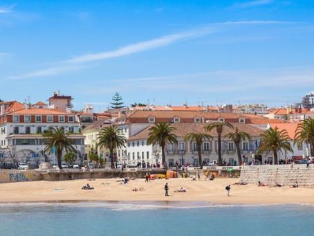 Best beaches between Lisbon & Cascais