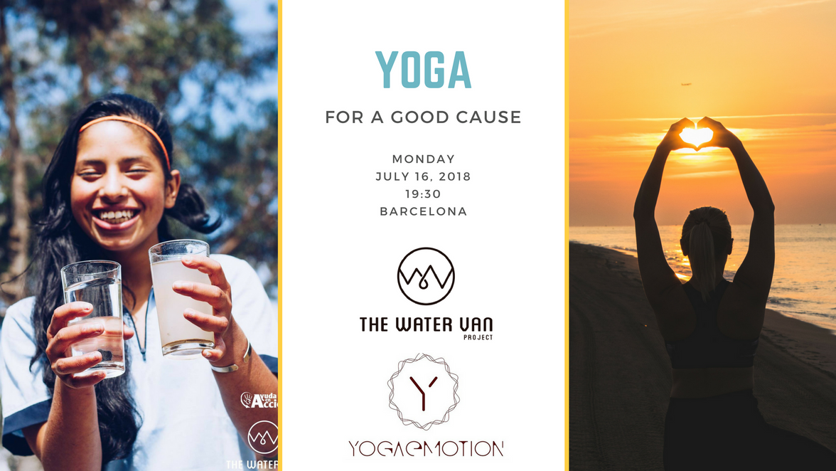 Yoga for clean Water
