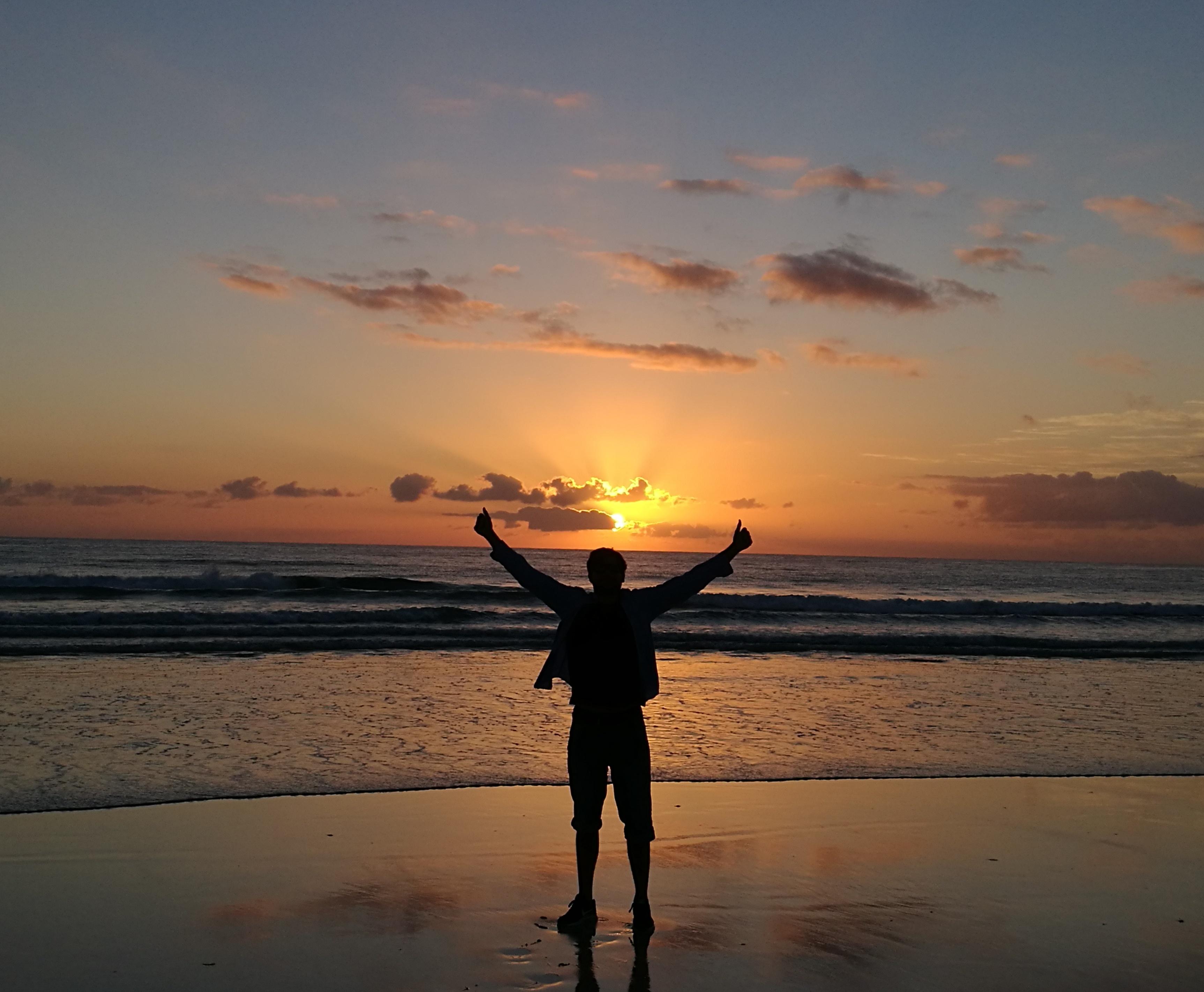 Sunrise Cascais