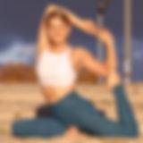 yoga emotion barcelona beach classes private english acroyoga particular zlata kobas