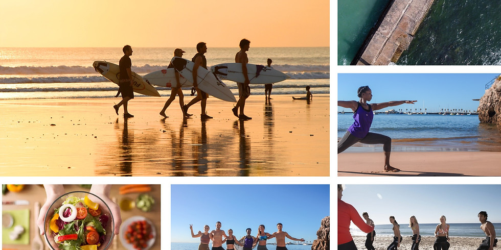 15-18 July 2021 / 4 Days Yoga & Surf Retreat, Portugal