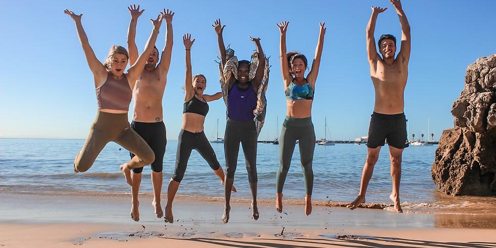 20-24 Oct 2021 / 5 Days Couple AcroYoga and Beach Fun, Spain