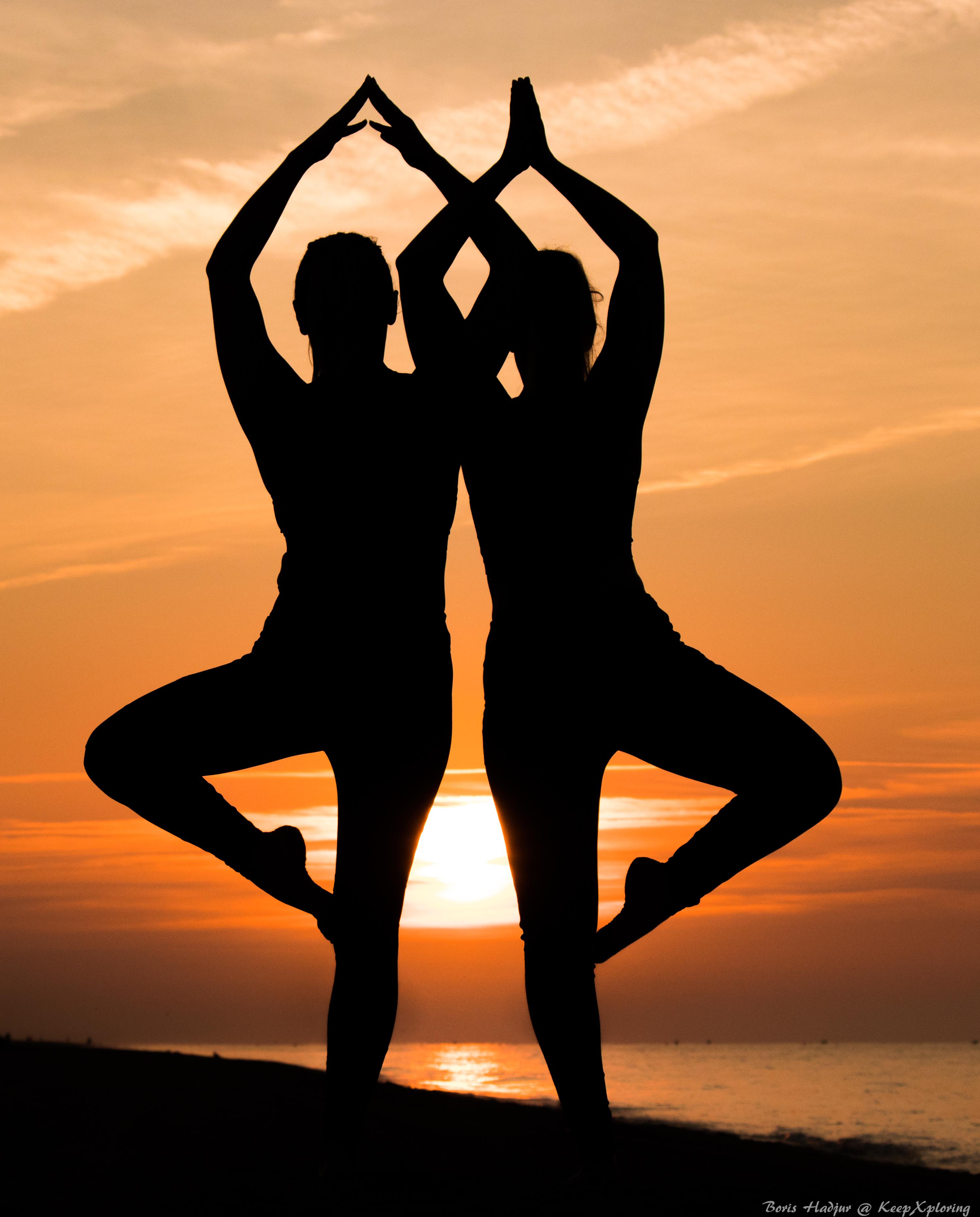 Beach Yoga Cascais