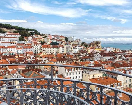 Viewpoints in Lisbon