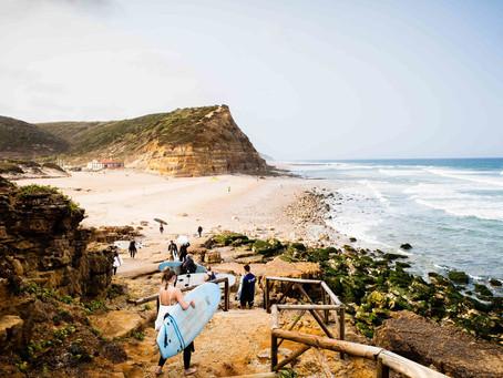 Best beaches out of Lisbon & Cascais area