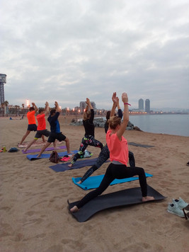 Yoga for International Women