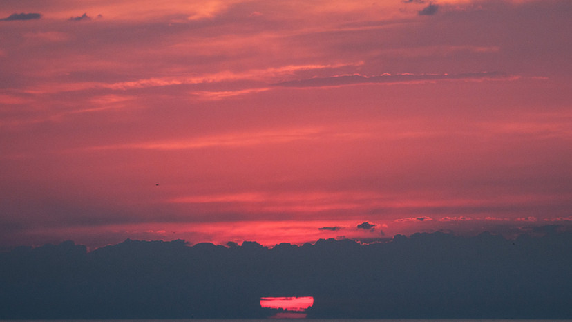Sunrise Yoga view