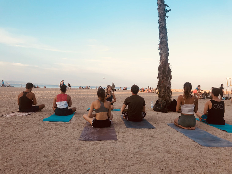 Yoga For a good cause