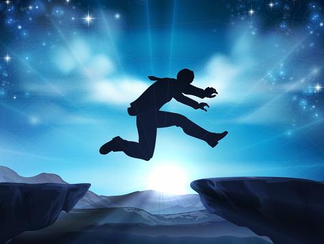 Fear Versus Faith in Creating Success
