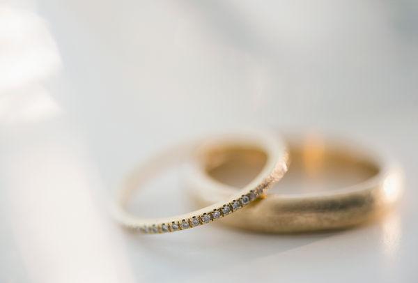 ゴールド結婚指輪
