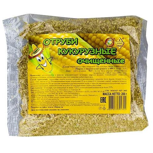 Кукурузные отруби очищенные, 200гр.