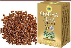 """Продукты из семени льна-льняное масло, семена, льняную муку купить в интернет-магазине здорового питания """"Алиса"""" в Хабаровске."""