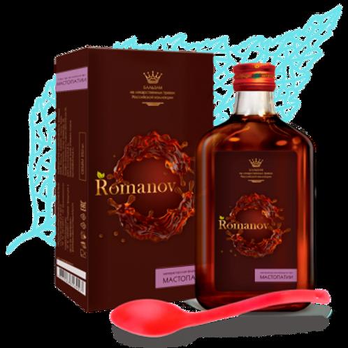 "Премиум-Бальзам Romanov ""При мастопатии"", 250мл."