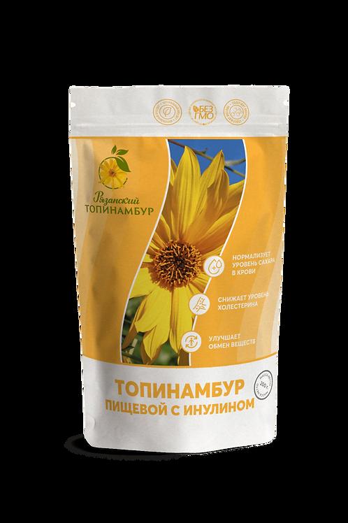 Топинамбур пищевой с инулином \порошок\ , 200гр.