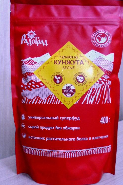 Семена белого кунжута,  400 гр.