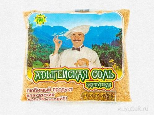 Соль Адыгейская Бжедугская пакет, 450 гр