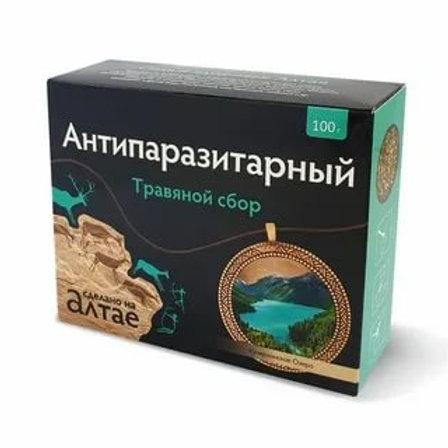Сбор травяной Антипаразитарный, 100г