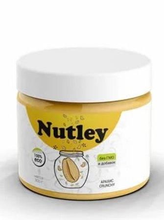Паста арахисовая 300гр Nutley