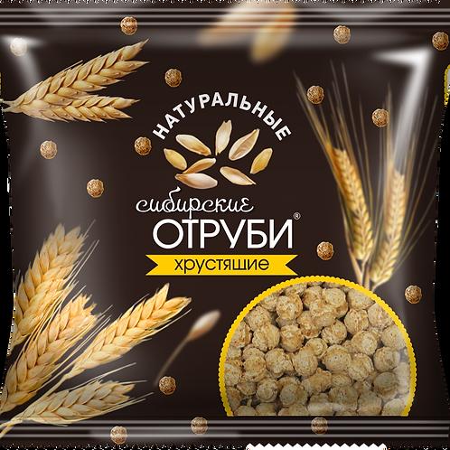 """Сибирские отруби хрустящие """"Натуральные"""" 100гр"""