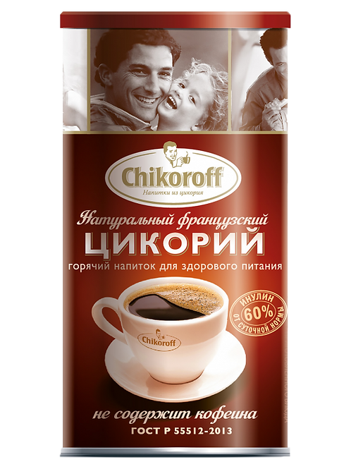 Напиток Цикорий Французский CHIKOROFF® , 110гр.