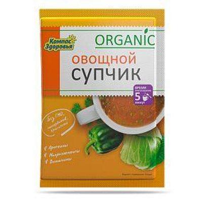 Суп-пюре Овощной 30 г