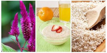 """Семена амаранта, амарантовая мука, макаронные изделия из амарантовой муки в интернет-магазине здорового питания """"Алиса"""" в Хабаровске."""