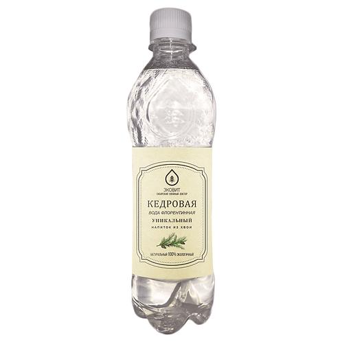 Флорентинная вода Кедровая 0,5 л