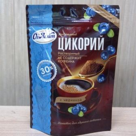 Цикорий Ол'Лайт®  с черникой 100г
