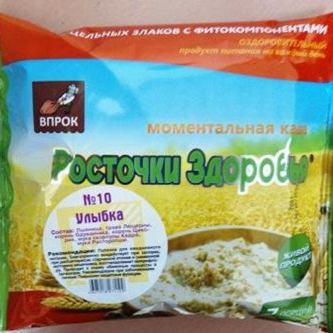 """Каша """"Росточки здоровья"""" №10 Улыбка, 200г"""