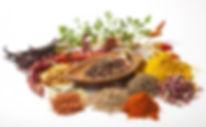 """Асафетида, розовая гималайская соль, адыгейская соль, пряные травы, горчица продается в интернет-магазине здорового питания """"Алиса"""" в Хабаровске."""