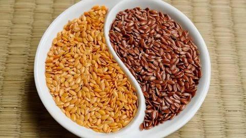 """Семена льна действительно помогают снизить уровень холестерина. Купить семена льна и чиа в Магазине здорового питания """"Алиса"""" в Хабаровске"""