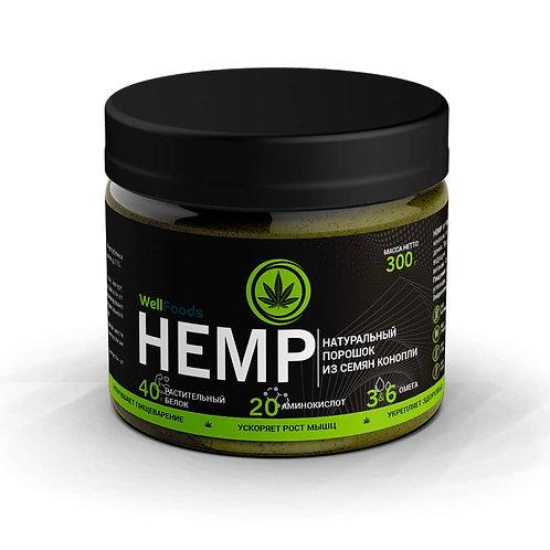 Протеин растительный Конопляный HEMP (180г)