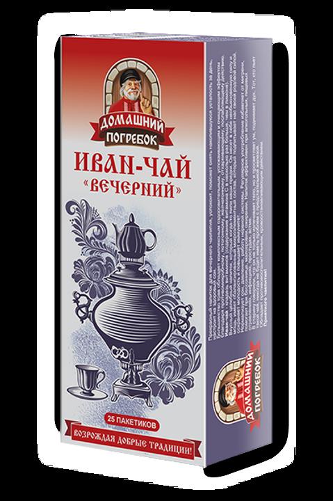 Иван-чай ВЕЧЕРНИЙ 25 пакетиков по 1,8гр