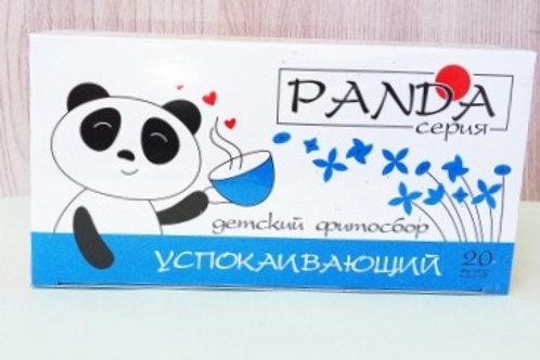 """Детский фитосбор Успокаивающий серия """"Панда"""", 20 пакет."""