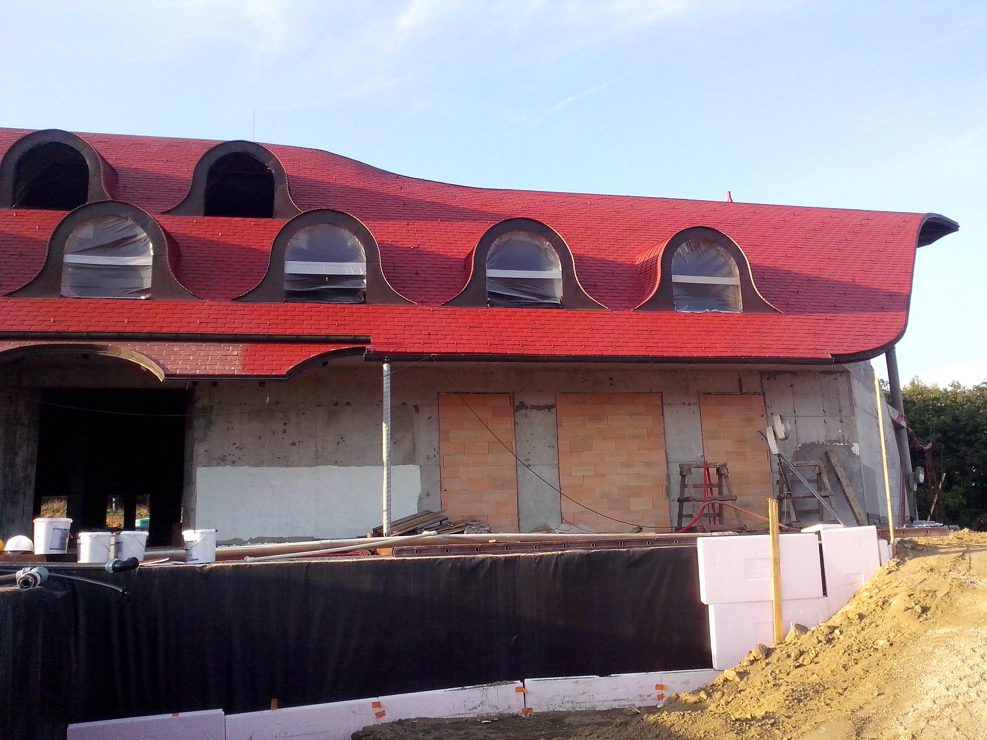 Střecha je zase jako nová