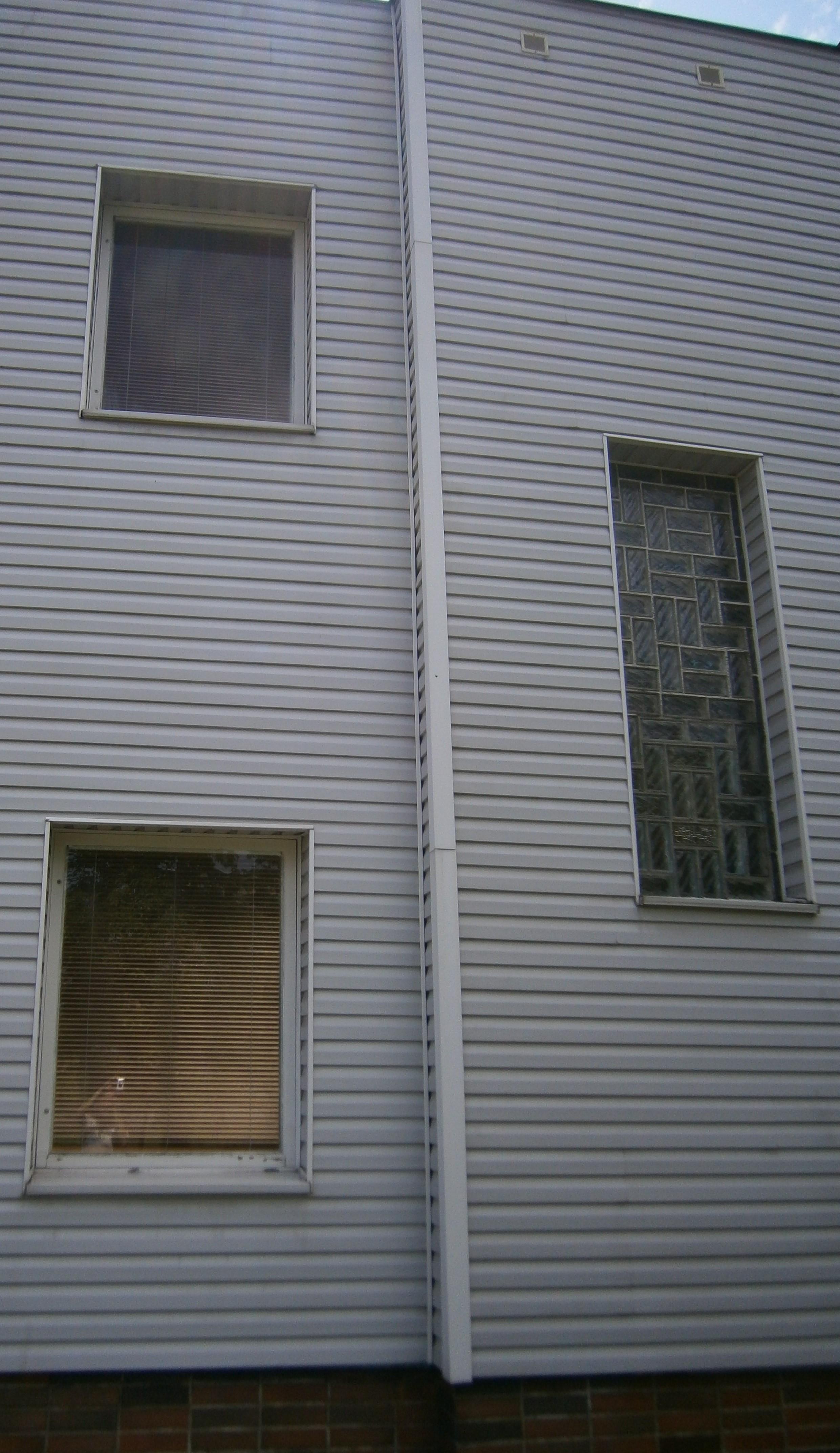 Čištění fasády 4