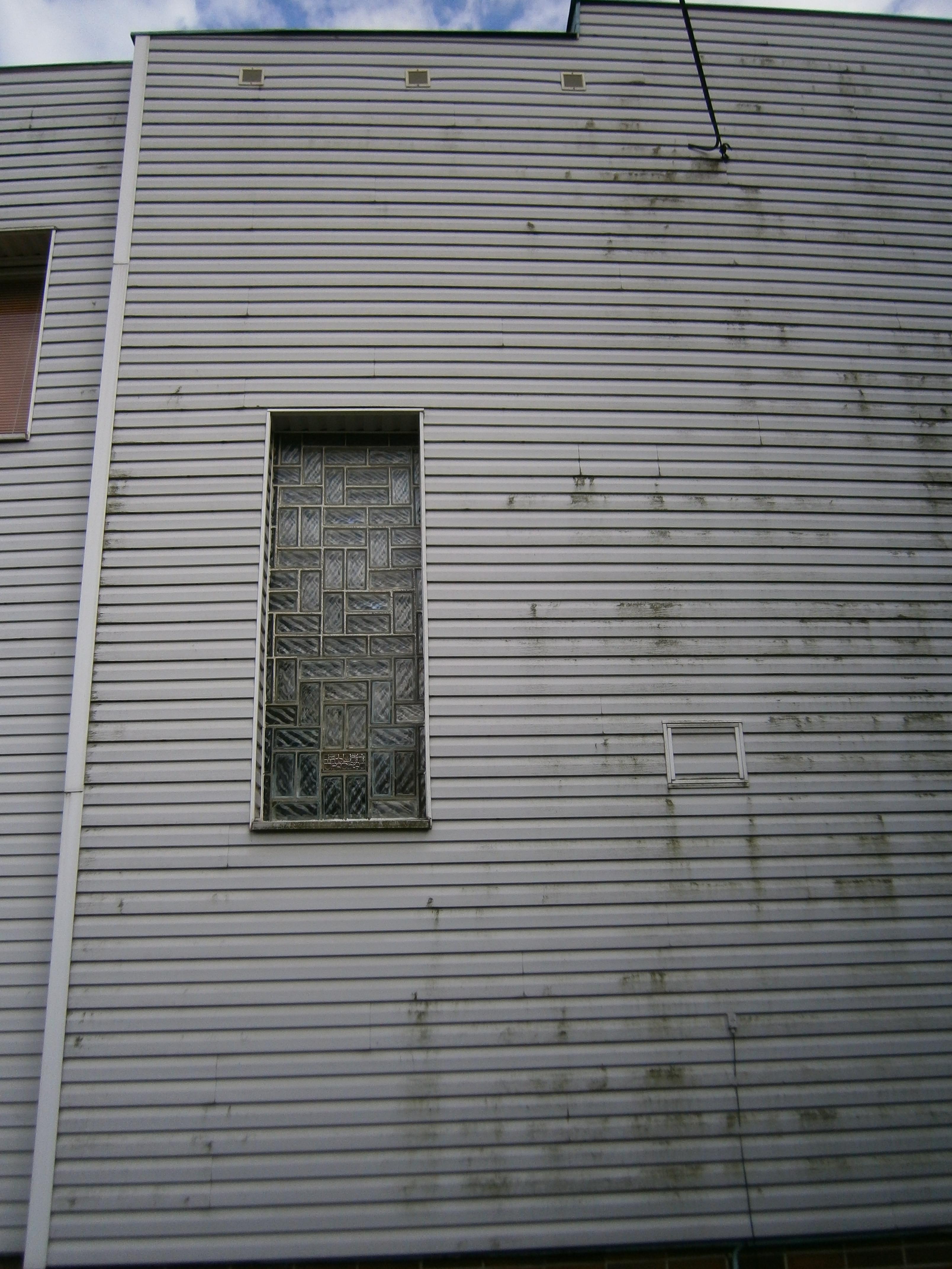 Čištění fasády 2