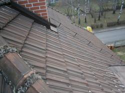Renovace taškové střešní krytiny 3