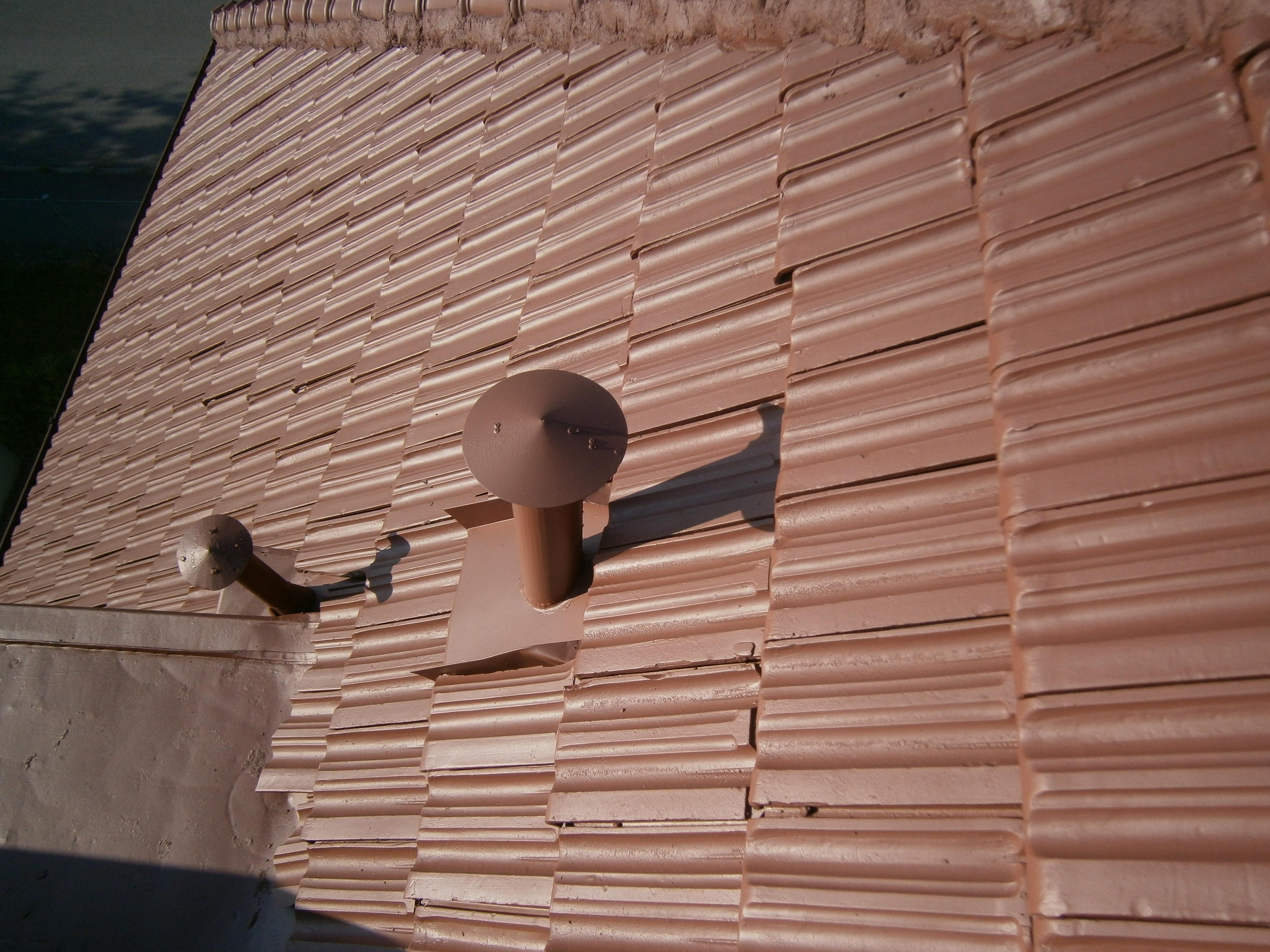 Renovace taškové střešní krytiny 8