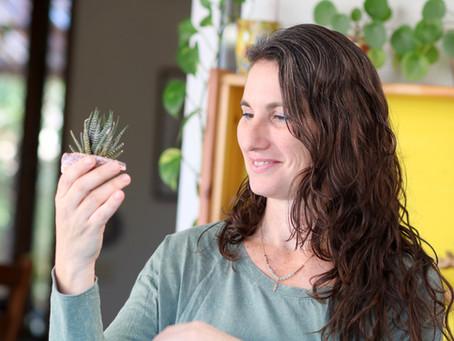 תקשורת עם צמחים