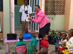 BHIS With Dr Ebele - Childrens World