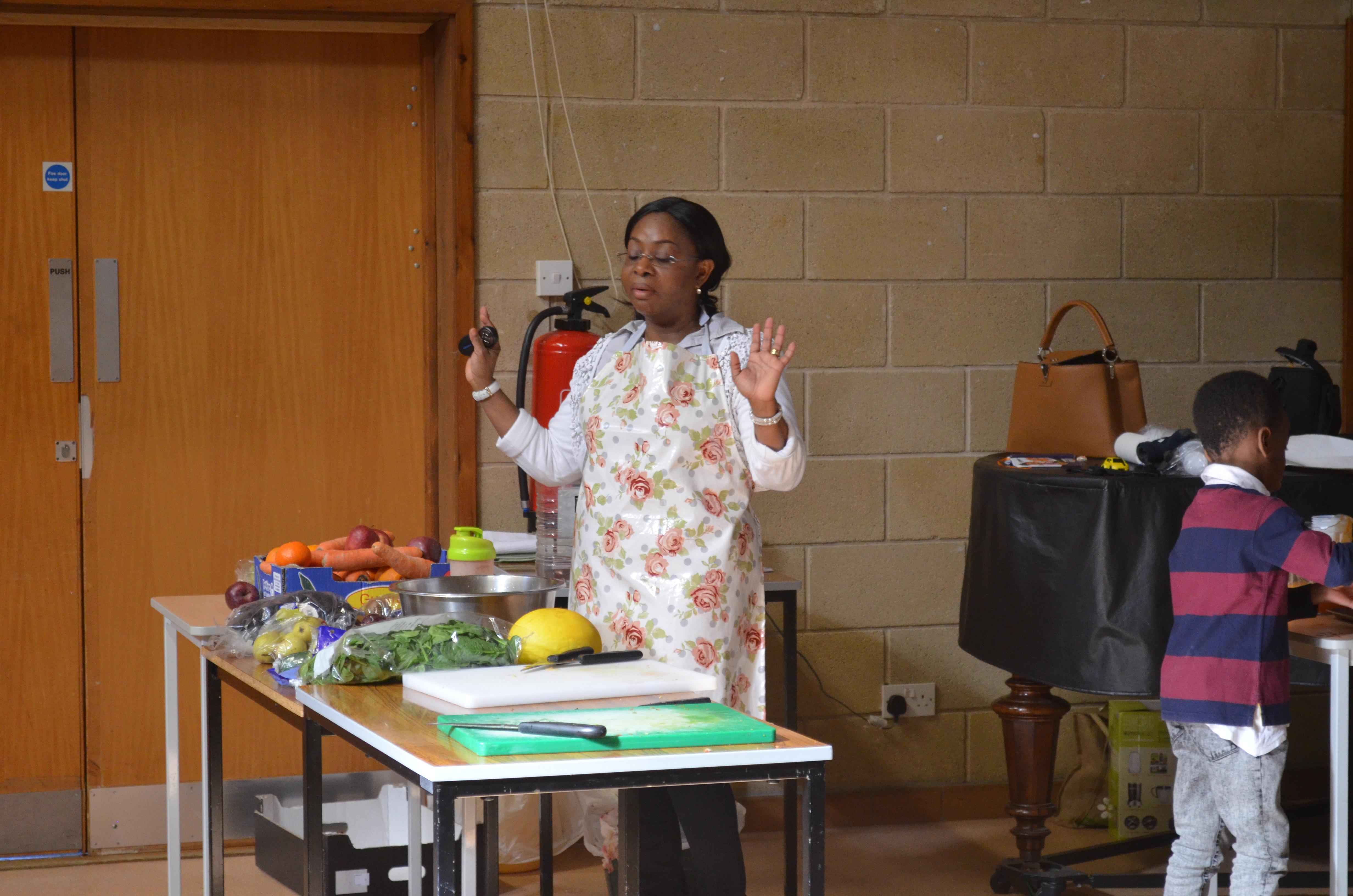 BHIS With Dr Ify - Tudor Hall School