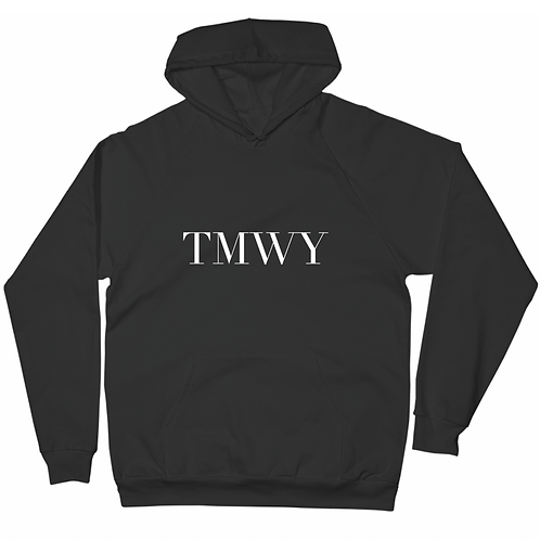 Take Me With You - Black Hoodie