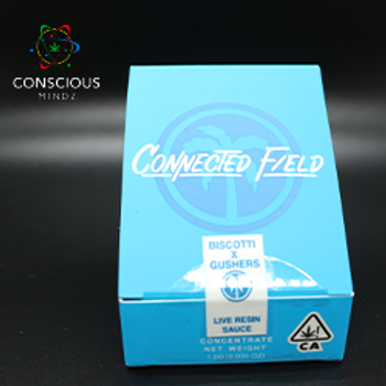 F/ELD X Connected |  Biscotti x Gushers | 1g | Live Resin