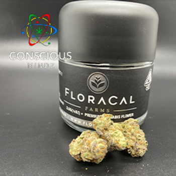 FloraCal | Kush Mints | 3.5g | Flower