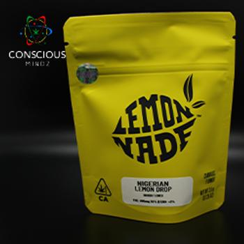 Lemonade | Nigerian Lemon Drop | 3.5g |Flower | Indoor | Bag