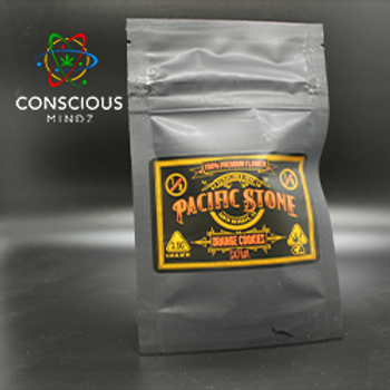 Pacific Stone | Orange Cookies | 3.5g | Flower